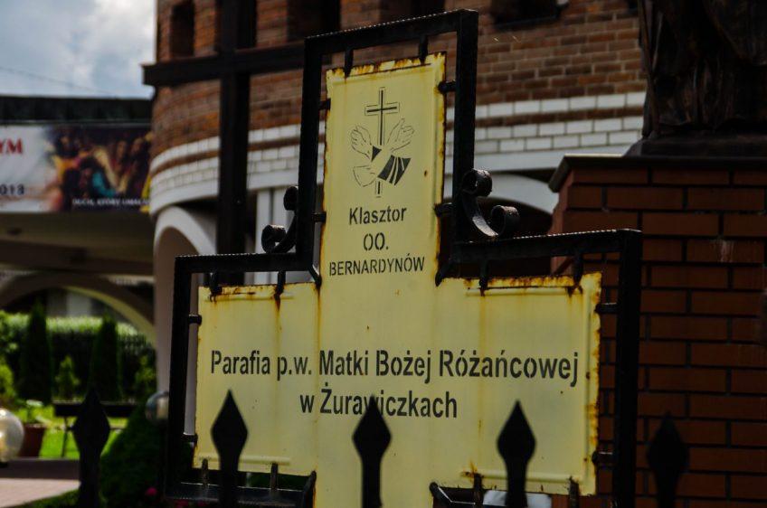 Nowa galeria kościoła Tomasza Chrobaka