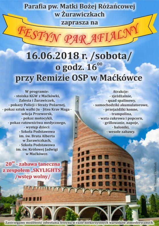 Festyn Parafialny 2018