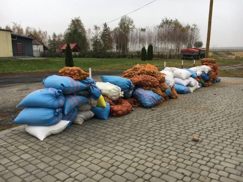 Zbiórka płodów ziemi dla WSD w Kalwarii Zebrzydowskiej – 20 października 2018