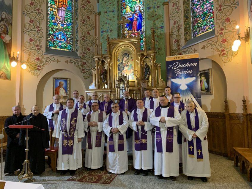 Święty Bernardyn ze Sieny na spotkaniu Dekanatu Przeworsk II 10 grudnia 2018