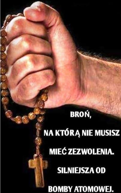 Różaniec do granic Parafii – Parafia Matki Bożej Różańcowej w Żurawiczkach